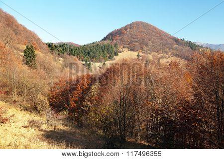 Strazovske Vrchy, Carpathian Mountains, Slovakia