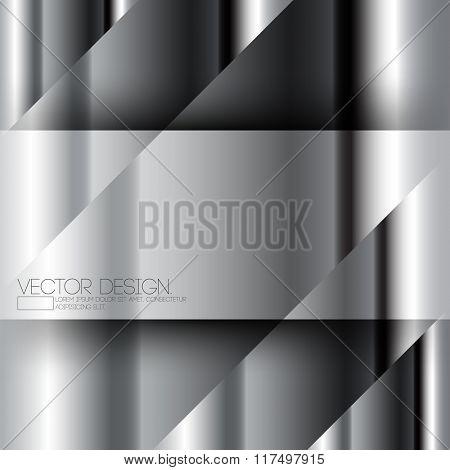 metallic concept material corporate background