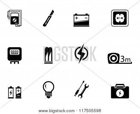 electrical equipment set