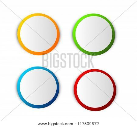 Colorful Circle Illustration