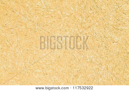 Wall From The Clay Mixed With Straw