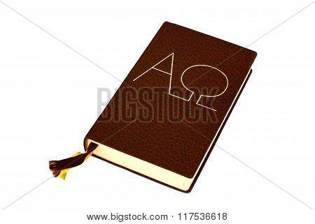 Bible Isolated