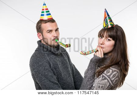 New Year's Couple