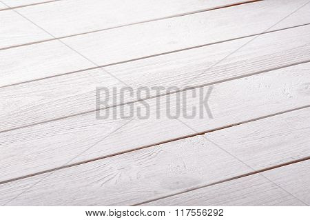 boards painted in white texture close-up background
