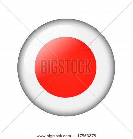 The Japan flag