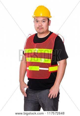 Asian Engineer portrait