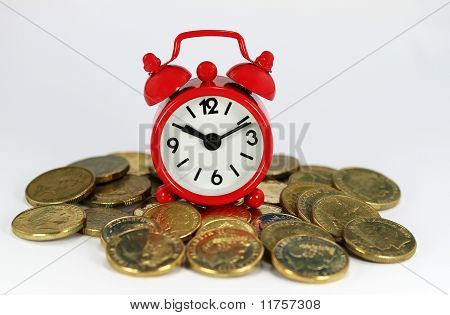 Investitionen-Zeit