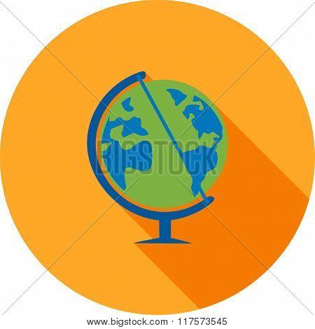 Globe , Map