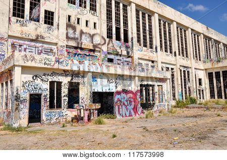 Abandoned and Neglected: Power House