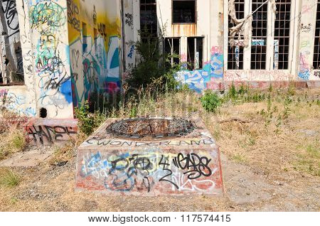 Abandoned Places: Youth Presence