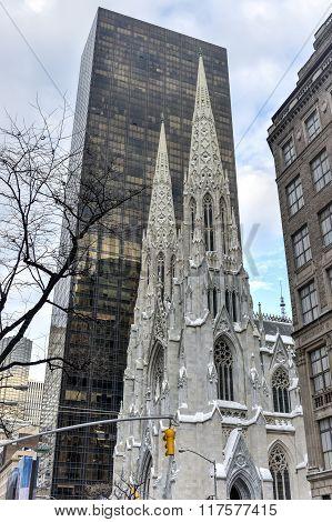 Saint Patrick's Cathedral - Nyc