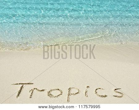 Inscription Tropics