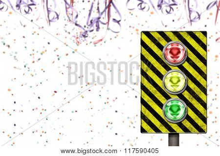 Carnival traffic time - Traffic light