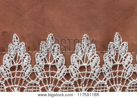 Lace On Linen