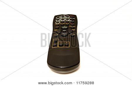 Black remote-control