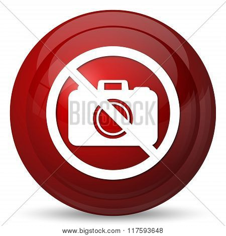 Forbidden Camera Icon