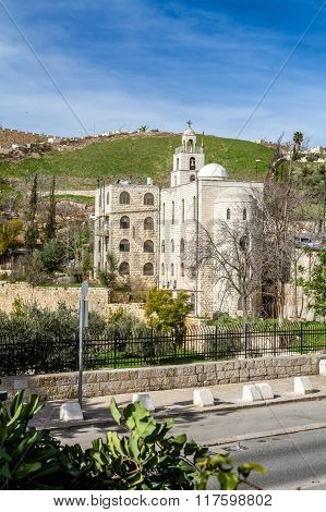 Greek Orthodox Church Of St. Stephen In Jerusalem