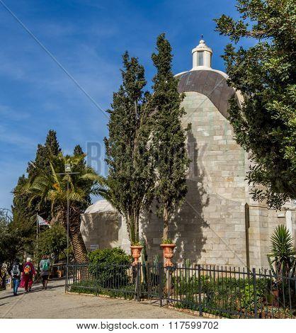 Sanctuary Of The Dominus Flevit, Jerusalem