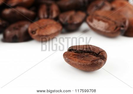 Multiple Scattering Of Coffee Beans