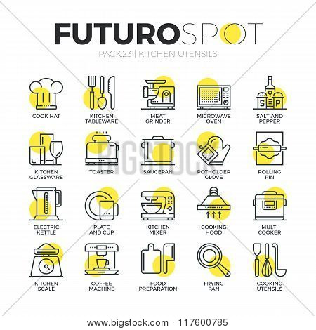 Home Tableware Futuro Spot Icons