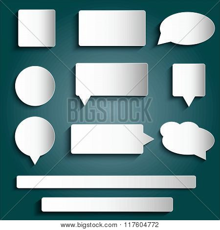 Design Elements - Tags, Labels, Buttons, Stickers