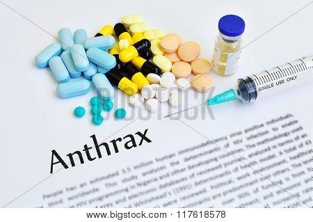 Anthrax disease