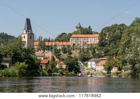 City Rosenberg - Czech Republic