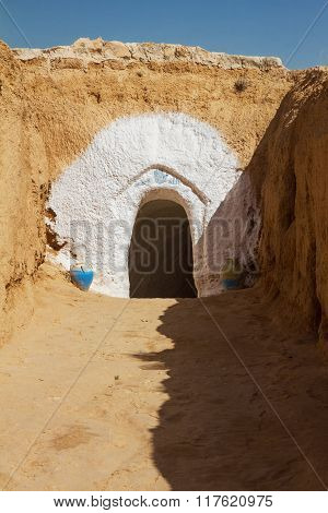 Entry Into Dwelling Berbers