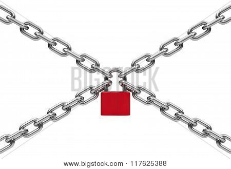 Chains With Lock