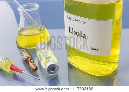 Ebola Virus, Concept Health Remedy