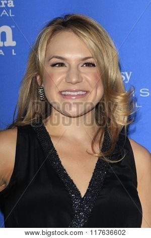 SANTA BARBARA - FEB 9:  Catherine Urbanek at the 31st Santa Barbara International Film Festival Montecito Award at the Arlington Theatre on February 9, 2016 in Santa Barbara, CA