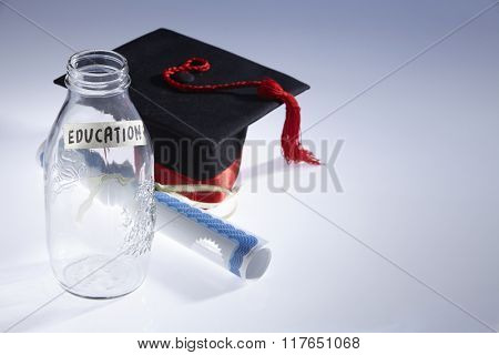 saving for the higher education