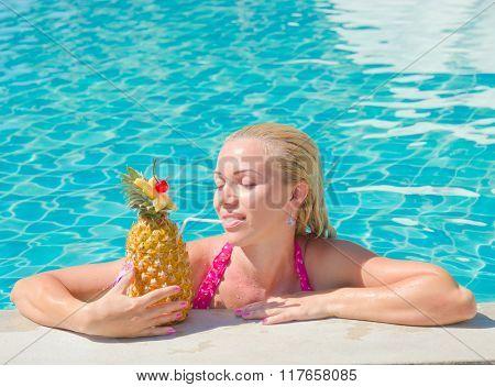 Summer Fun On a Hot Resort