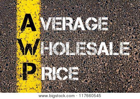 Business Acronym Awp Average Wholesale Price
