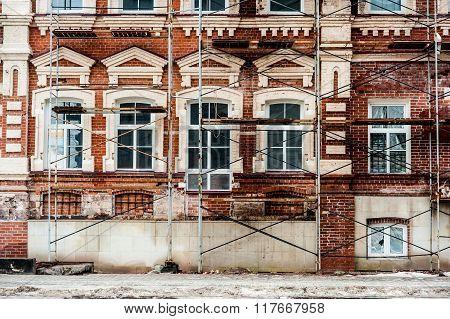 Restoration Of Old Building