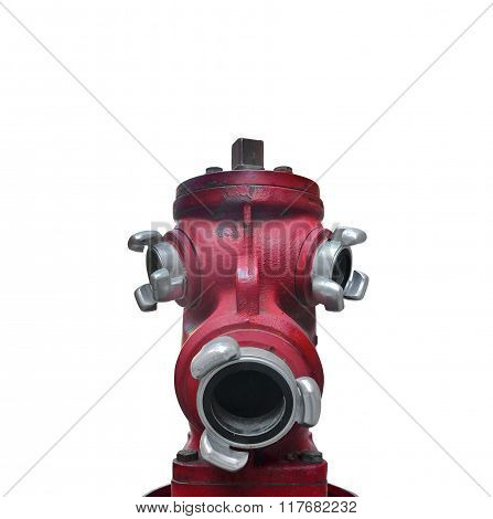 Hydrant-shaped Head