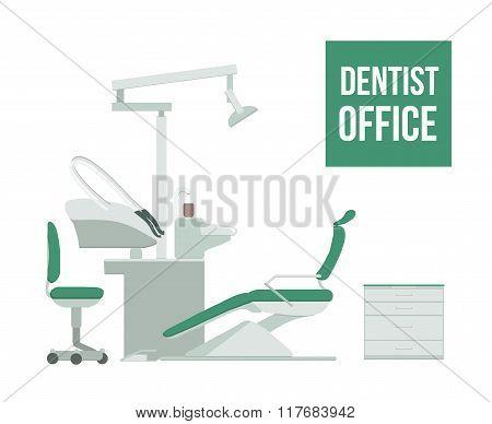 Dentist Or Dental Office