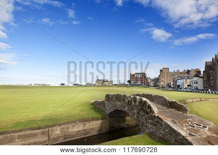 Swilken Bridge