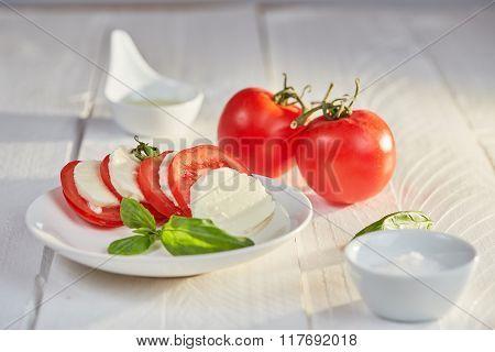 Fresh Food Of Healthy Vegetables