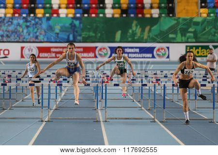 Turkish Athletic Federation Clubs Indoor Championship