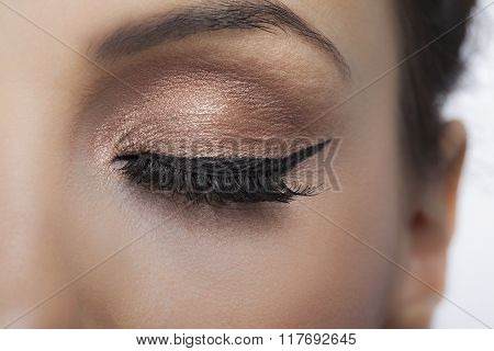 Eye Fashion Make-up