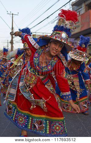 Tinku Dance Group