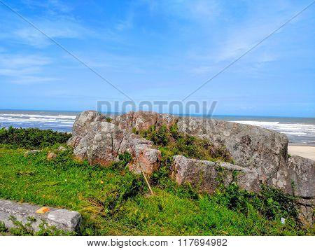 Praia Laguna Santa Catarina