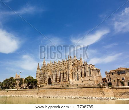Cathedral of Palma de Mallorca, Spain