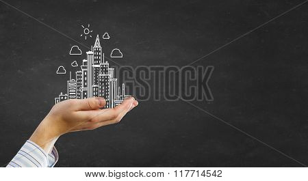 Architecture design model