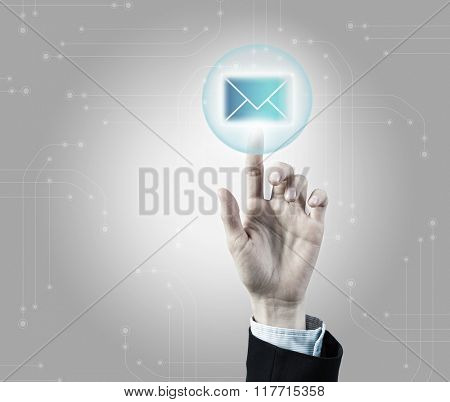 Email application icon