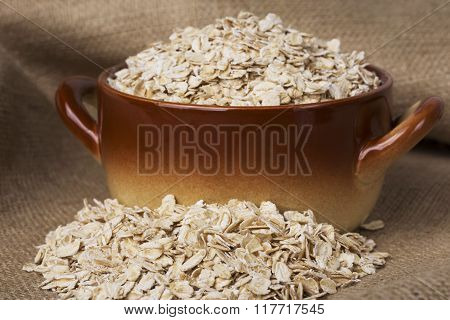 A Handful Of Oatmeal