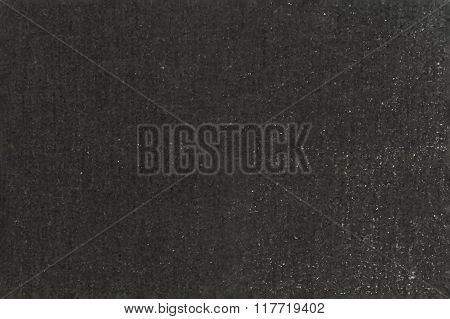 Abstract brush strokes black background