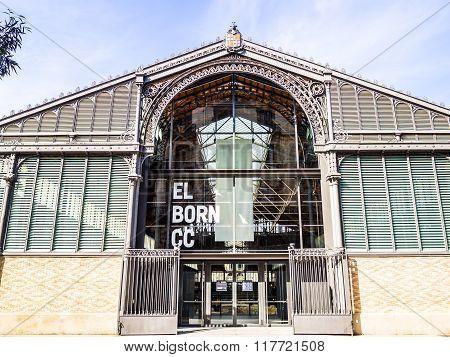 Born Market Facade