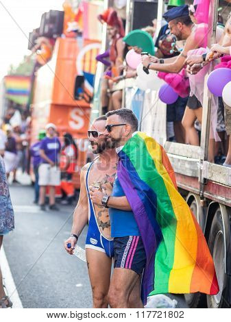 Picture On The Gay Parade